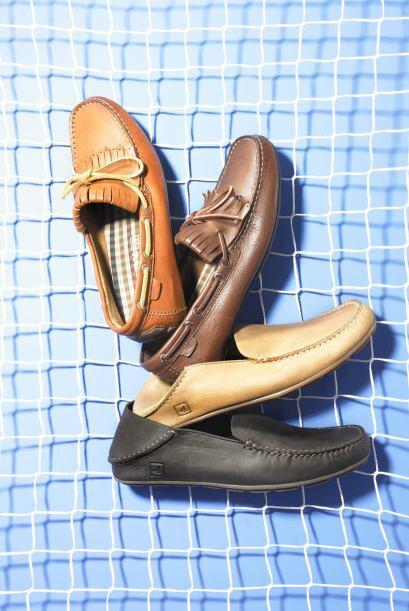 Si tu papá posee el mismo par de zapatos para ir a trabajar y apa...