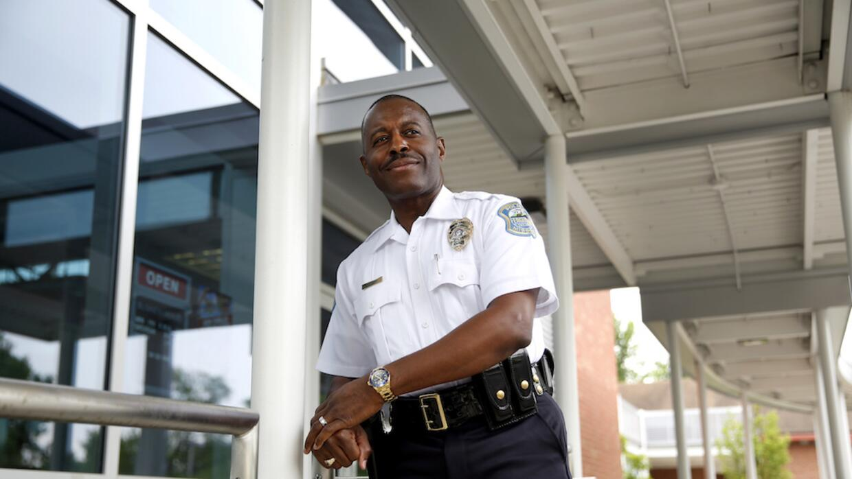 Delrish Moss, nuevo director de la Policía de Ferguson