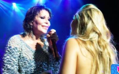 Alejandra Guzmán tuvo un concierto muy emotivo