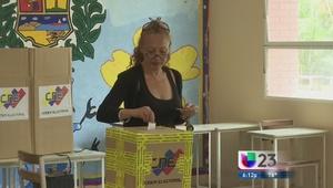 Se intensifica la campaña electoral en Venezuela