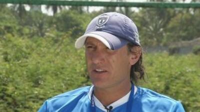 Gabriel Caballero: 'Queremos ser protagonistas'