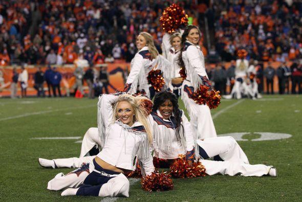 No te pierdas lo más bello y sexy de la Semana 11 de la NFL, las cheerle...