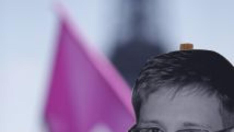 El periodista Glenn Greenwald, principal contacto del exanalista de la A...