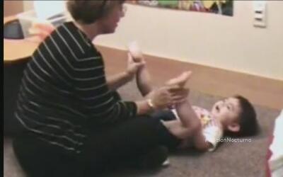 Esperanza para los bebés con autismo