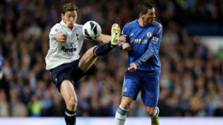 Los 'Spurs' rescataron un punto de su visita a Stamford Bridge y Chelsea...