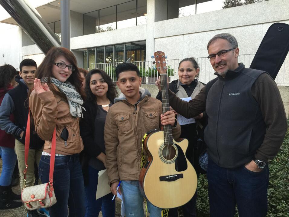 Audiciones Houston La Banda