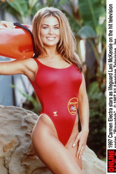 Tara Leigh Patrick, mejor conocida como Carmen Electra nació el 20 de ab...