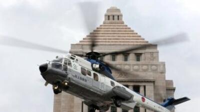 Autoridades revisan por aire si el movimiento causó daños. (Imagen de Ar...
