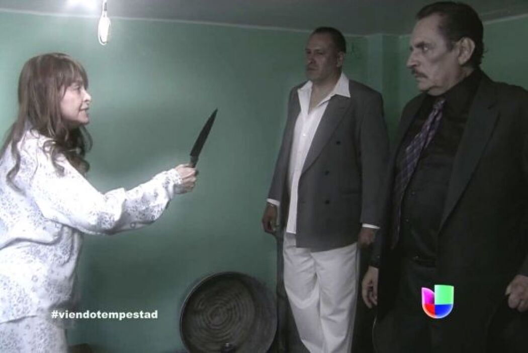 Mercedes logró safarse de las garras de Eernesto Contreras.