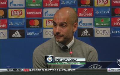 """Guardiola: """"No llamé a Messi, lo que más deseo es que termine su carrera..."""