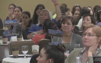 'Área de la Bahía en un Minuto': activistas se reúnen para crear estrate...