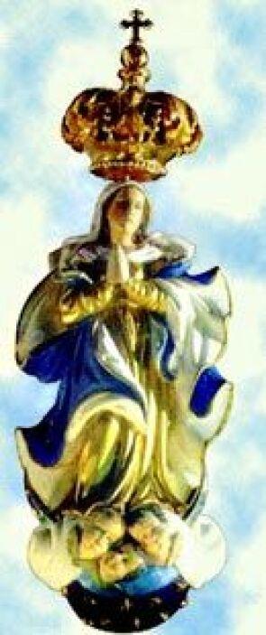 La Virgen de los Treinta y Tres es la santa patrona de Uruguay. Fue así...