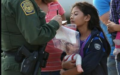 Brindan apoyo legal a menores migrantes