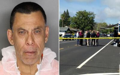 Salvador Vásquez-Oliva fue detenido bajo sospecha del asesinato d...