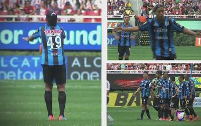 Las manías de Ronaldinho
