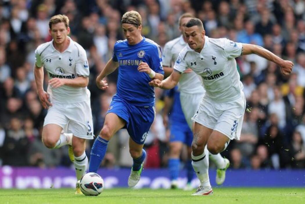 Chelsea y Tottenham abrieron la jornada de la Liga premier con un vibran...