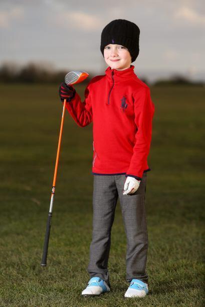Ben Brown disfruta mucho de este deporte, no le importa si tiene que cub...