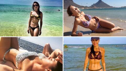 Famosas de novela en bikini