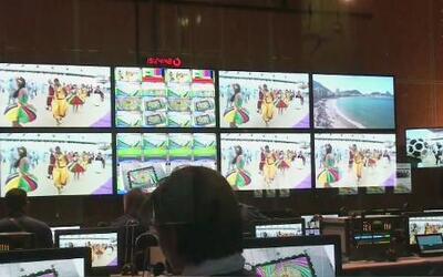 Mira cómo se hace el Mundial de Brasil por Univision