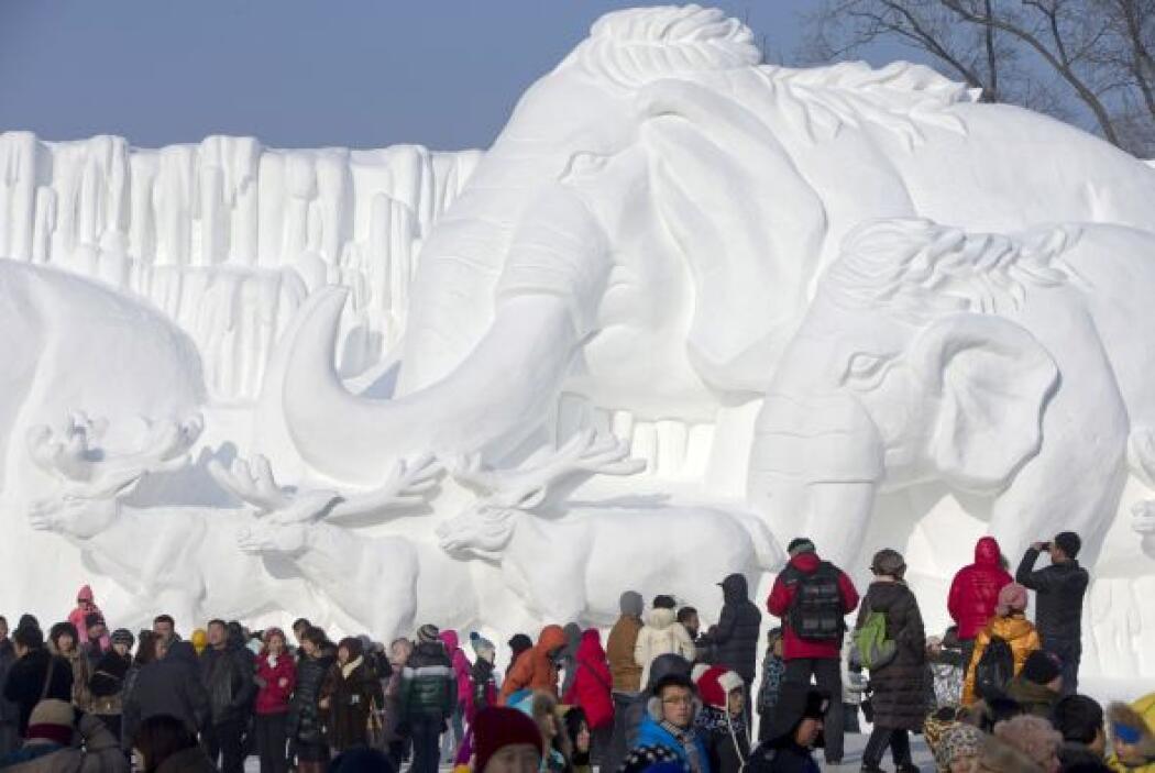 El festival más grande del mundo ostenta el récord Guinness de la mayor...