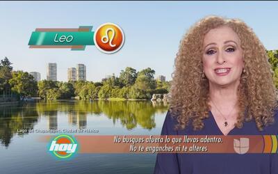 Mizada Leo 23 de mayo de 2017