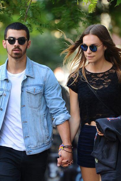 """""""Joe y Blanda han decidido mutuamente separarse"""", informó el comunicado."""
