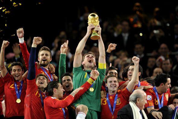 Lo mejor de este Mundial en favor del balompié europeo no podía ser otra...