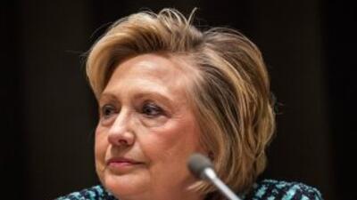 Asistente de Hillary Clinton en su campaña por la candidatura presidenci...