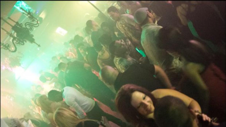 La discoteca está siempre bien con mucho ambiente.