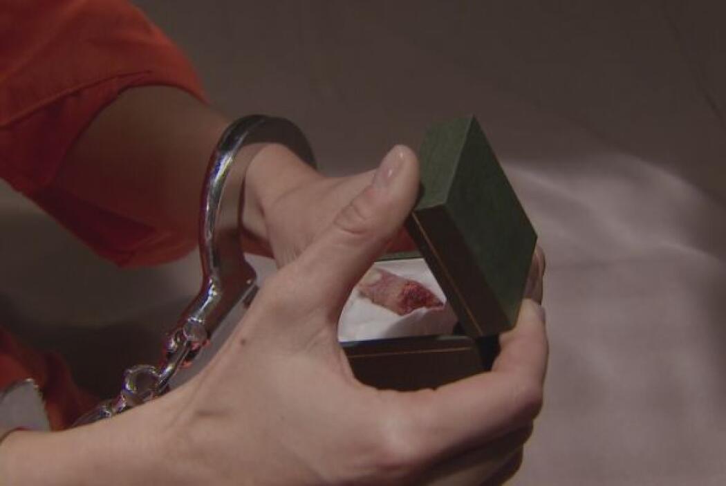 Entre los mensajes estuvo el dedo que los secuestradores de Michael, su...