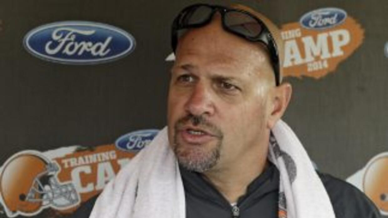 Mike Pettine (AP-NFL).