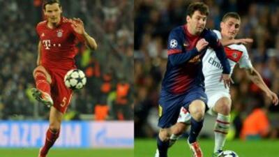 Bayern Múnich vs Barcelona