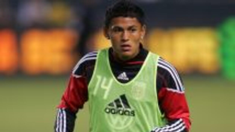 El talentoso jugador podrá vestir la camiseta de su país.