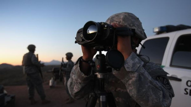 El acuerdo extiende la denominada Operación Frontera Segura aún más allá...