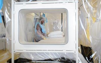 Estados Unidos en alerta máxima por el virus del Ébola