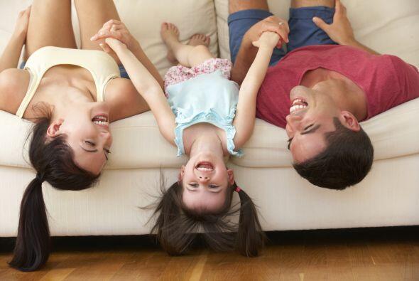 6.Tus hijos necesitan estar seguros de que los quieres y de que no te v...