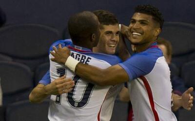 Estados Unidos se vio certero y goleó a Bolivia en amistoso previo a Cop...