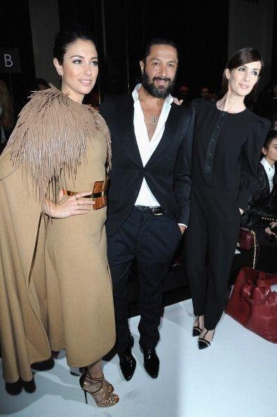 En Paris fue donde Blanca Suarez, Rafael Amargo y Paz Vega fueron a enco...