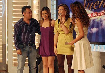 María José apoyará a la familia Vargas.