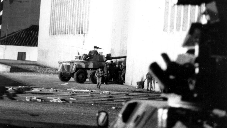 Retoma del Palacio de Justicia, Bogotá, 1985