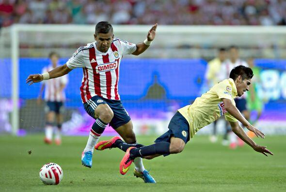 16.- Miguel Angel Ponce: El lateral cumplió en defensa pero no contribuy...