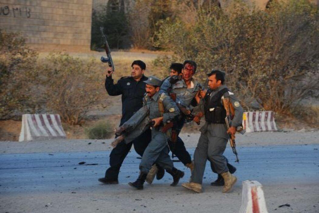 Un portavoz de la embajada estadounidense en Kabul declinó hacer comenta...