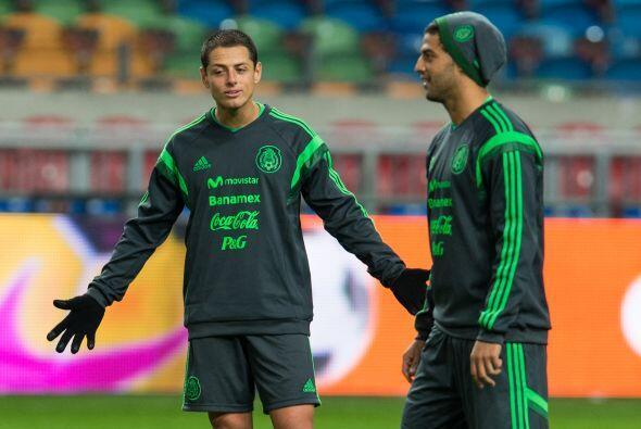 El 'Chicharito' y Vela, dos futbolistas de élite en México, serán la par...