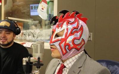 Uforia Interview: Dana Cortez talks with WWE's Kalisto