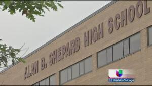 Resguardan escuela en Palos Heights