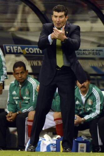 Al terminar la nada destacada actuación mexicana en la Copa Confederacio...