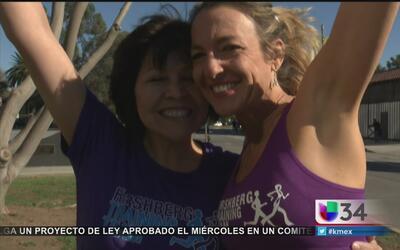 Lupe, una sobreviviente que lucha contra el cáncer