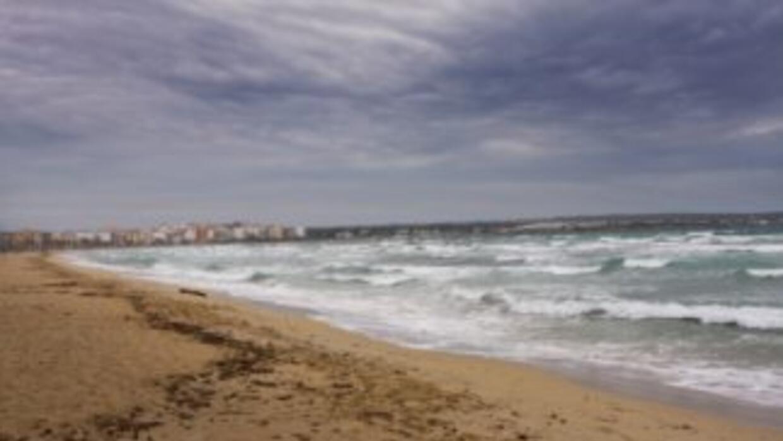 La Tormenta Tropical Don que se formó en el Golfo de México amenaza las...