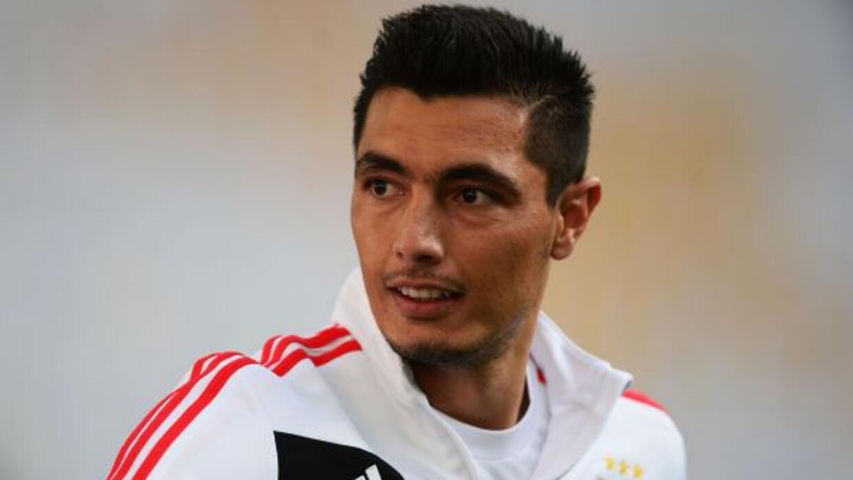 'Tacuara' marcó 172 goles en 293 partidos oficiales disputados con el Be...