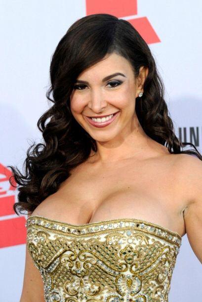 De nuevo Mayra Verónica ahora en 2010.